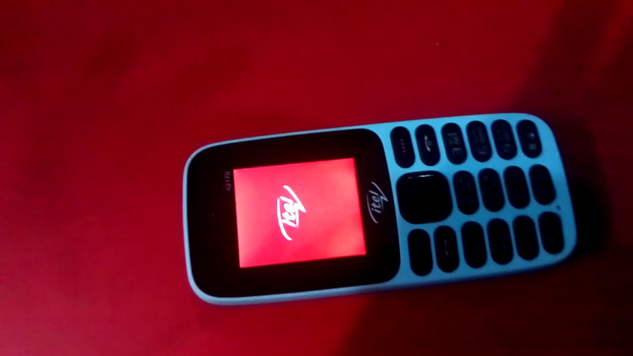 itel it2170 factory restore