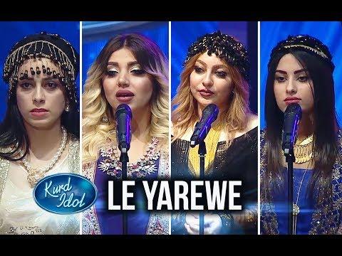 Kurd Idol -  Le Yarewe / لە یارەوە