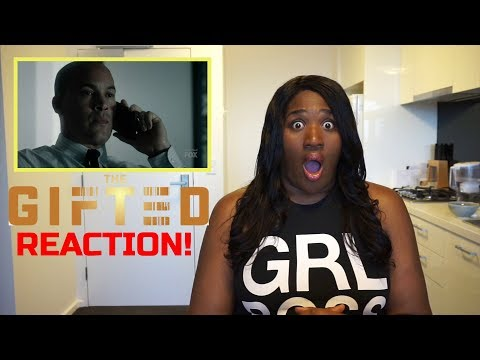 "The Gifted 1x07 ""Extreme Measures"" REACTION!!"
