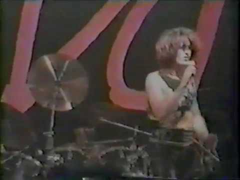 Lightforce (Mortification) live show 1988