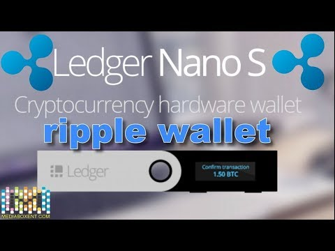 cryptocurrency wallet hardware ripple