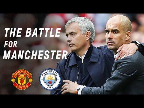 Mourinho Under Pressure Ahead of EFL Cup Clash | Man United vs Man City