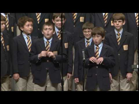 Cat Duet- July 04 ( Phoenix Boys' Choir)