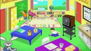 Jumpstart  kindergarden gameplay