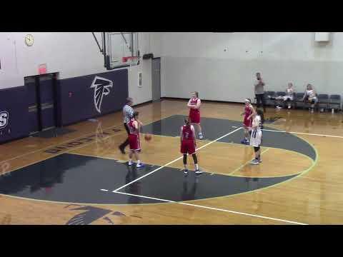 Monroe County Middle School Girls 7th/8th Basketball vs Allen Co 1/19/2021