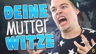 DEINE MUTTER WITZE! #2 - Taddl& Rewi