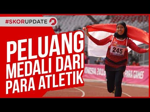 Indonesia Berpeluang Raih Medali Paralimpiade dari Cabor Para Atletik