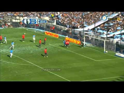Racing 1 - Independiente 1 - Apertura 2011 [HD Full]