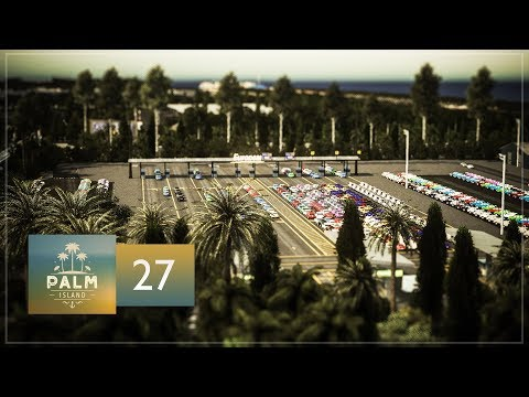 Cities Skylines: Palm Island — EP27— Palm Island International Airport - Part 5