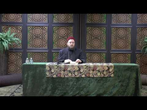 Touring the Gardens of the Righteous   Shaykh Jihad Brown (Part 1)