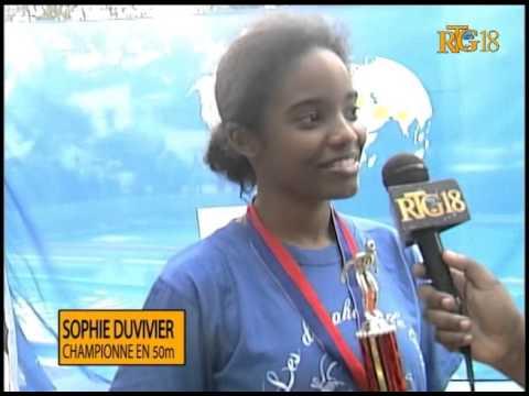 Haïti / Sport.- La FHSAS a organisé une compétition de Natation.