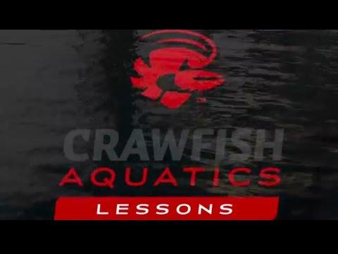 Crawfish Aquatics Swimming Lessons: Welcome Video (Baton Rouge)