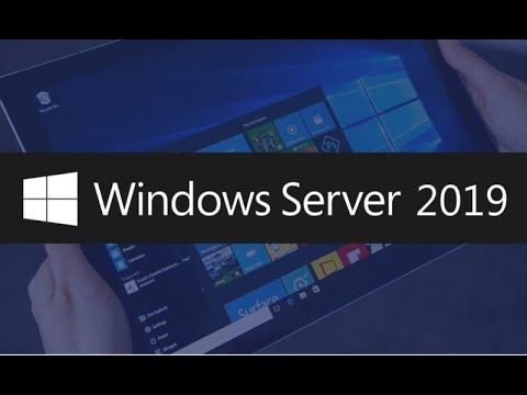 Windows Server 2019 - Install | 2020 Tutorial | (Window Server Beginners Guide)