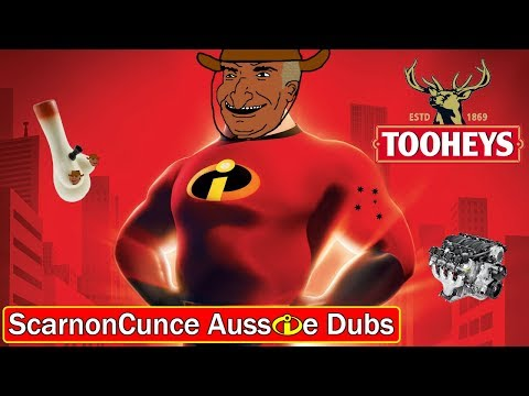 The Incredibles (2004) but it's the Australian Dub