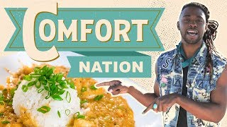 Cajun Shrimp Etoufee 🍤 COMFORT NATION