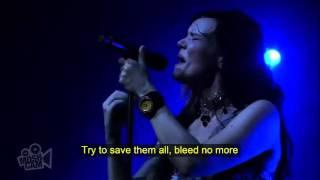 Nightwish @ Sidney 2008 [Subtitles]
