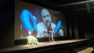Govor Edina Škorića na komemoraciji Daliboru Andonovu-Gru