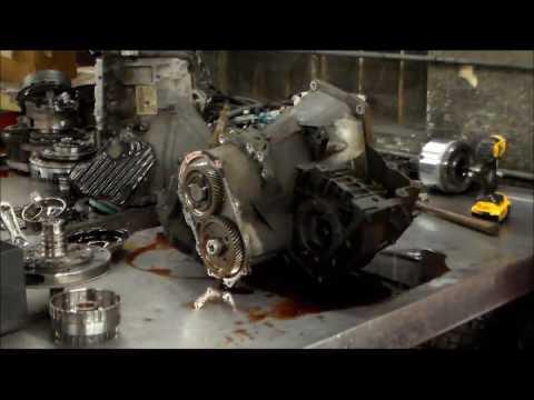 Transmission Repair Manuals A604 40TE 41TE Instructions