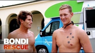 Who is the Fittest Lifeguard? | Bondi Rescue S9