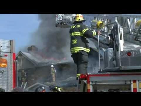 02-10-12 - 3rd Alarm; Lower Saucon, PA
