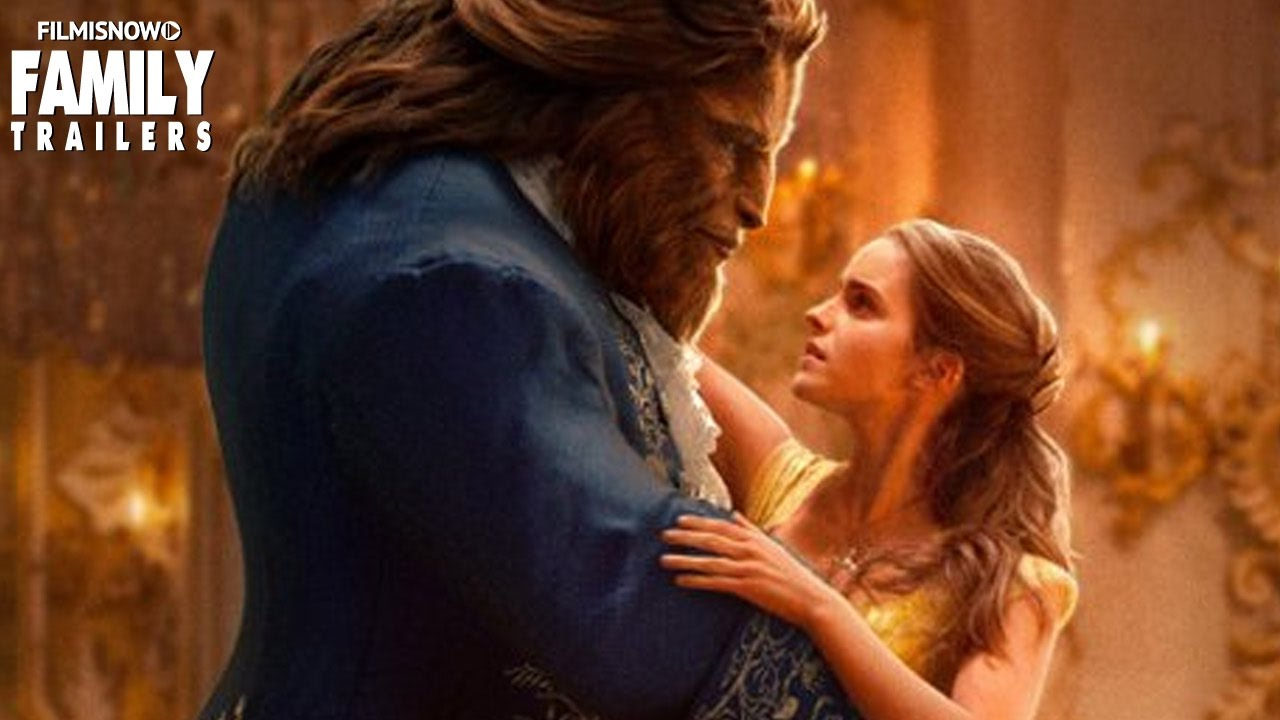 Beauty And The Beast New International Trailer For Disney Live Action Movie