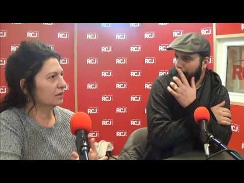 La scène Israélienne invités Keren Yedaya et le réalisateur du Film « Mon père » Meni Yaesh  sur RCJ