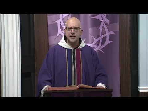 TV Mass Homily 2020 03 15