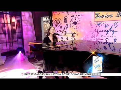 Jasmine Thompson  - Old Friends - Today Show (HD)