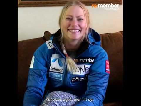 Ragnhild Mowinckel gir deg skikjøringstips