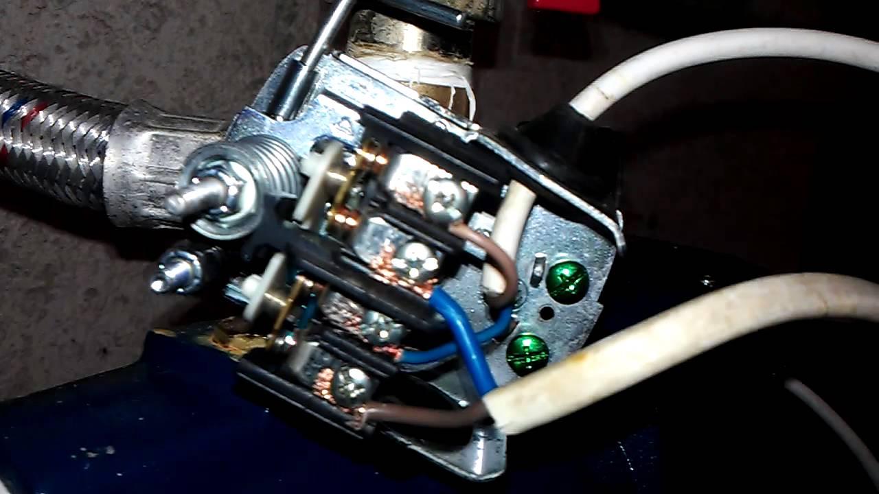 Pumptrol Pressure Switch Trouble