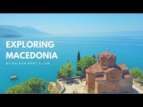 "Exploring Macedonia - ""Balkan Rent A Car"""