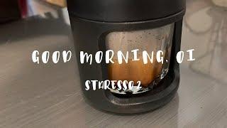 휴대용 에스프레소 커피머신 '스타레소2' Staress…