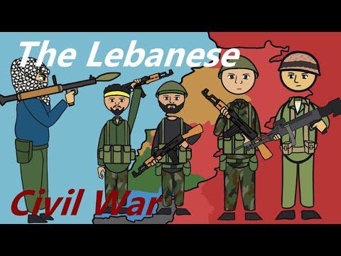 history-of-the-lebanese-civil-war