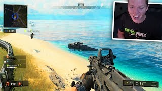 COD Blackout #1 - MY FIRST GAME!