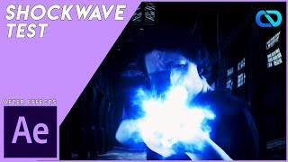 Shockwave Test in After effects