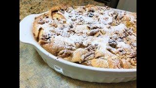 Праздничная КОРОЛЕВСКАЯ ШАРЛОТКА. Изумительный Вкус!  Простой рецепт.  Pie with Apples