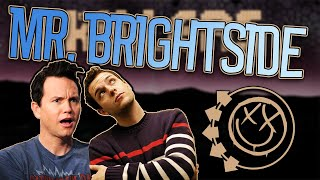 If Blink 182 Wrote 'Mr Brightside' By The Killers