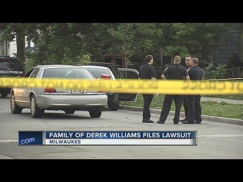 Civil rights lawsuit filed in police custody death of Derek Williams