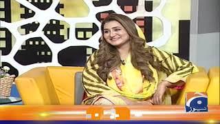Khabarnaak | Ayesha Jehanzeb | 16th May 2020 | Part 01