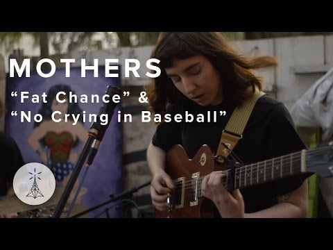 "81. Mothers - ""Fat Chance"" & ""No Crying in Baseball"" — Public Radio /\ Sessions"