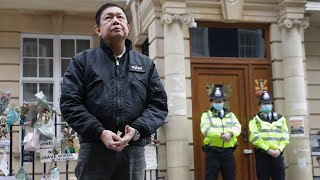 video: Britain forced to accept dismissal of Myanmar ambassador who defied military coup