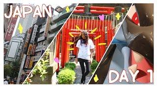 Japan Trip 2017 - DAY 1: Ikebukuro, Sky Circus and more !