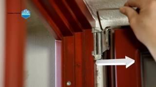 seřízení oken | čištění a mazání | kování MACO MULTI-TREND