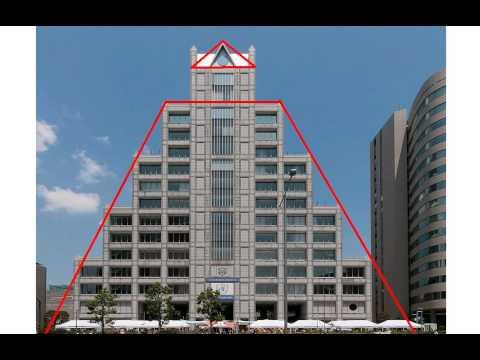 Arquitectura satánica illuminati... cara a cara con el demonio.  #Katecon2006