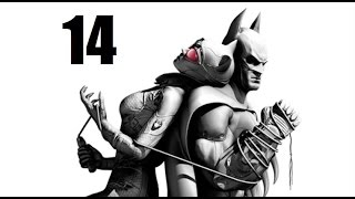 Let's Play Batman: Arkham City Ep 14 - Sharpest Mind In The City