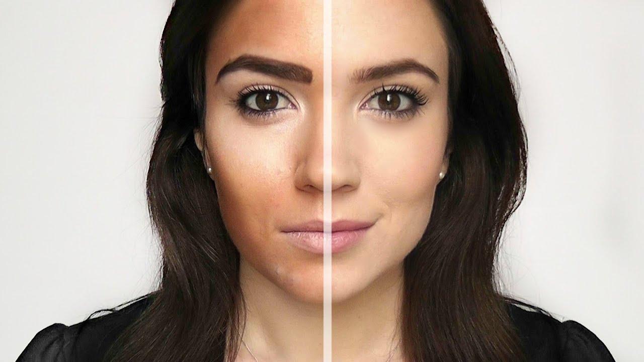 Eigene Scheisse als Make-Up