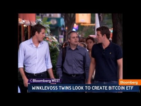 Winklevoss Twins Look to Create Bitcoin ETF - YouTube