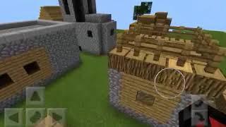 Minecraft seed #1 ซีดหมู่บ้าน ที่จำง่ายมากๆ