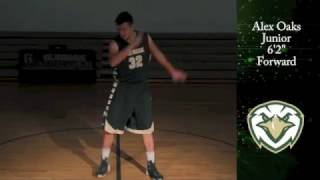 Alex Oaks - 6-2 JR Forward (Class of 2018)