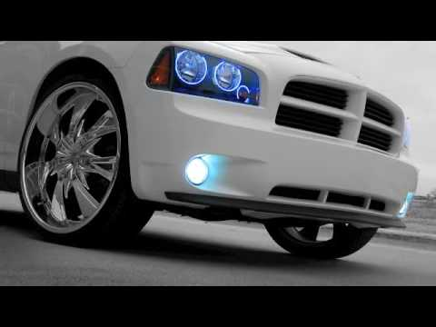 Dodge Charger On 24 S Youtube